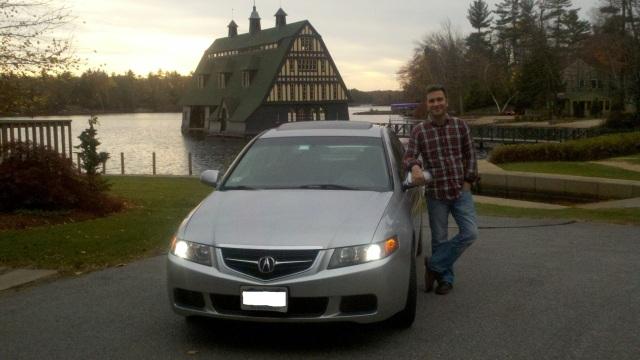 Conor & Acura